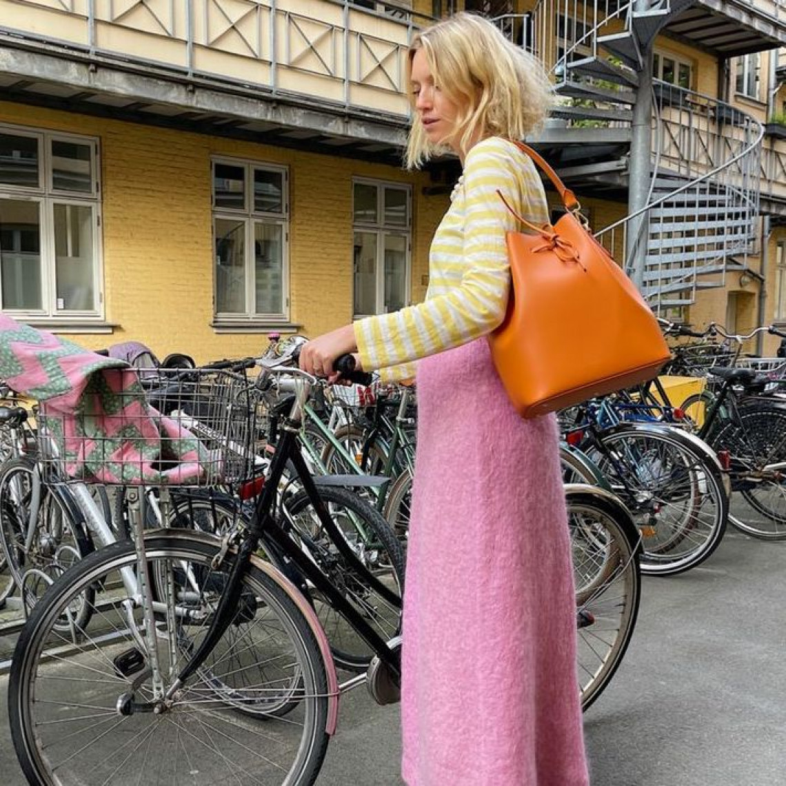 OUR NEW STATEMENT SHADE ORANGE – IN CONVERSATION WITH PERNILLE ROSENKILDE