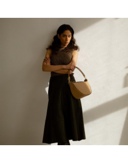 AGNES in Italian Leather- pre order now at agneel.com #agneel #agnes