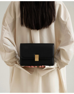Introducing: DENA.  We are delighted to announce the launch of our latest debut style, DENA! Showcasing a new rectangle shape, DENA joins the collection as a new family of bags, offering a contemporary refresh to a classic and structured silhouette. Fastened with our new branded lock closure and finished with subtle gold hardware details, DENA echoes the simplistic yet elegant minimalism that AGNEEL stands for. DENA is available in six colourways on agneel.com  #agneel #FW21 #launch #agneeldena
