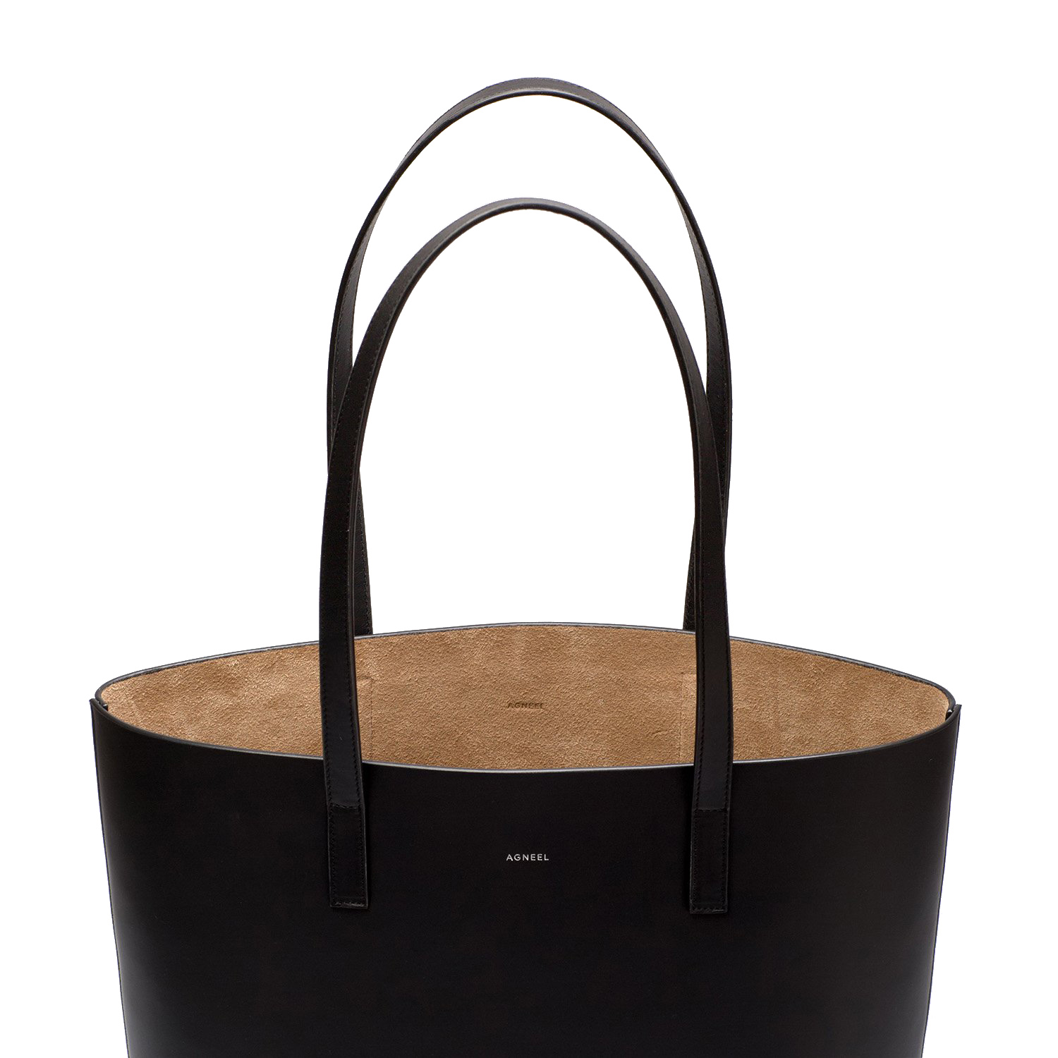 AKRA SHOPPER IN CALFSKIN