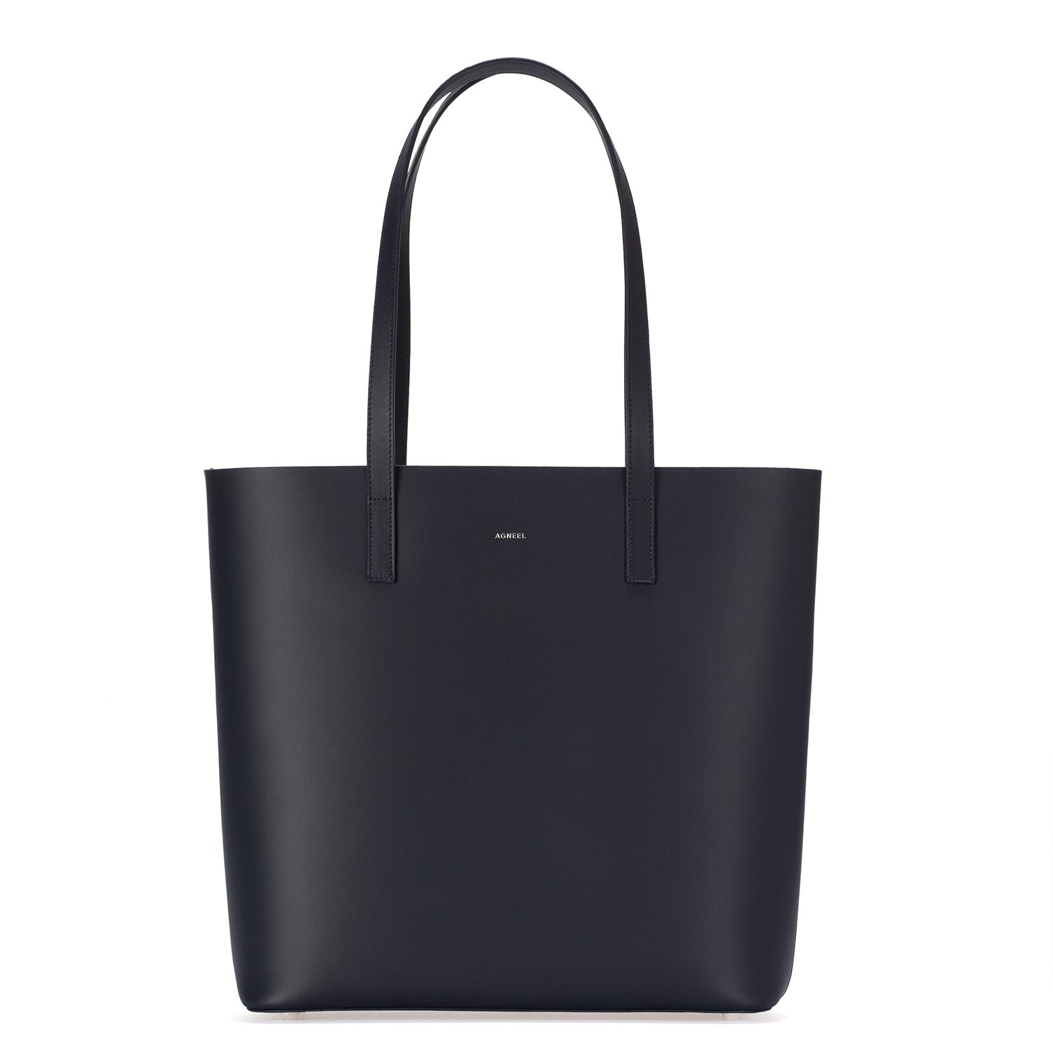 AKRA SHOPPER IN BABY-CALFSKIN