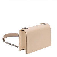 EVA SMALL SHOULDER BAG IN CALFSKIN