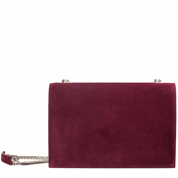EVA SMALL SHOULDER BAG IN COW LEATHER