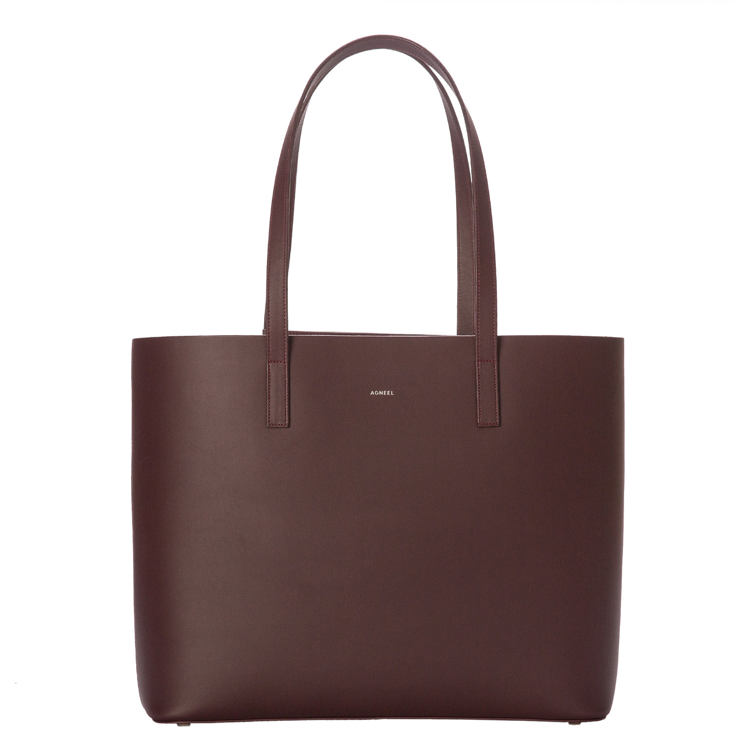 LUCIE SHOPPER IN BABY-CALFSKIN