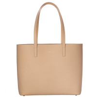 LUCIE SHOPPER IN CALFSKIN