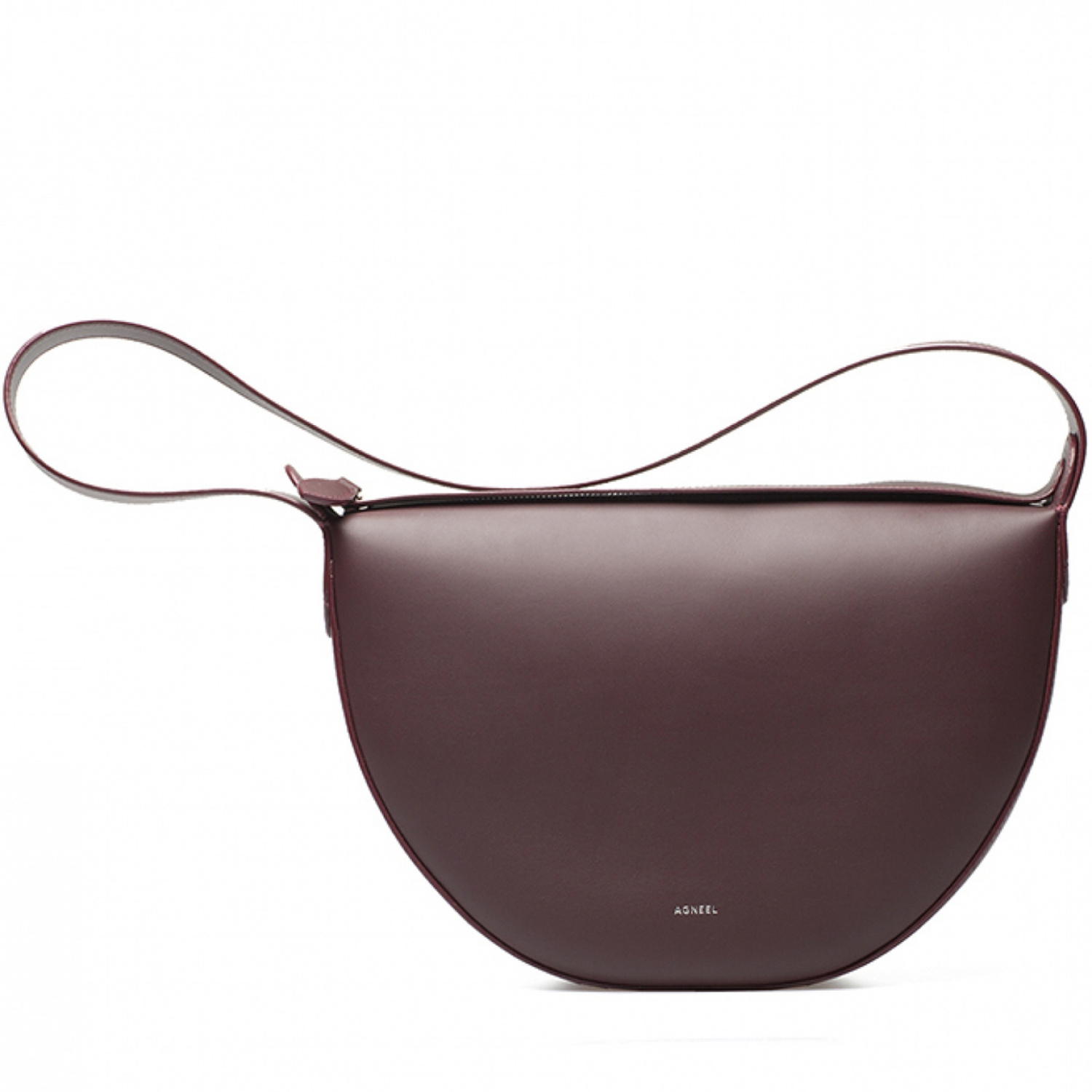MONA HALF MOON BAG IN CALFSKIN