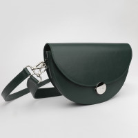 NORA SHOULDER BAG IN GREEN
