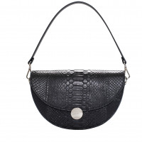 NORA SHOULDER BAG IN PYTHON