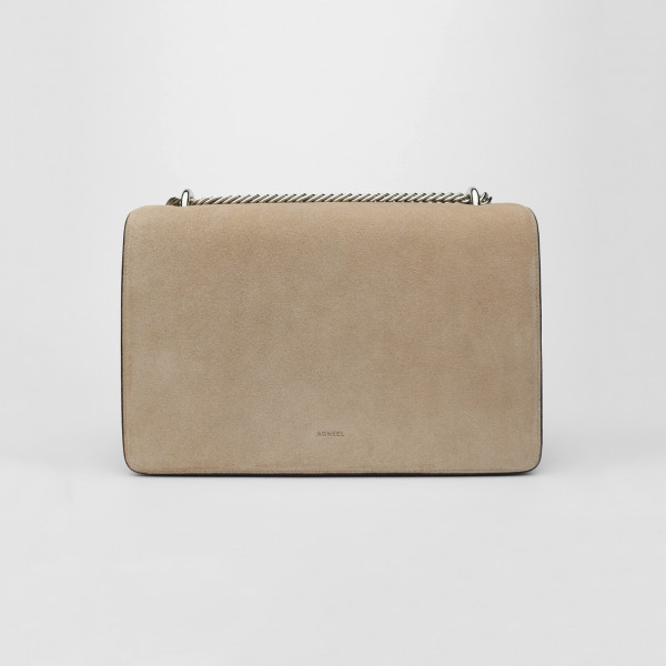 SOPHIE SHOULDER BAG IN COW LEATHER DIANO