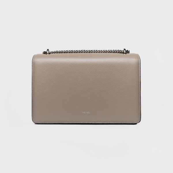SOPHIE SHOULDER BAG IN GRAINED CALFSKIN